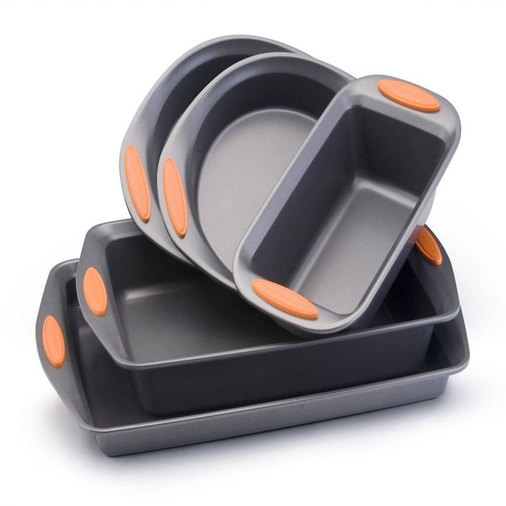 rachel ray bakeware set | Rachael Ray Rachael Ray Bakeware, Oven Lovin' 5-Piece Set Cookware and ...