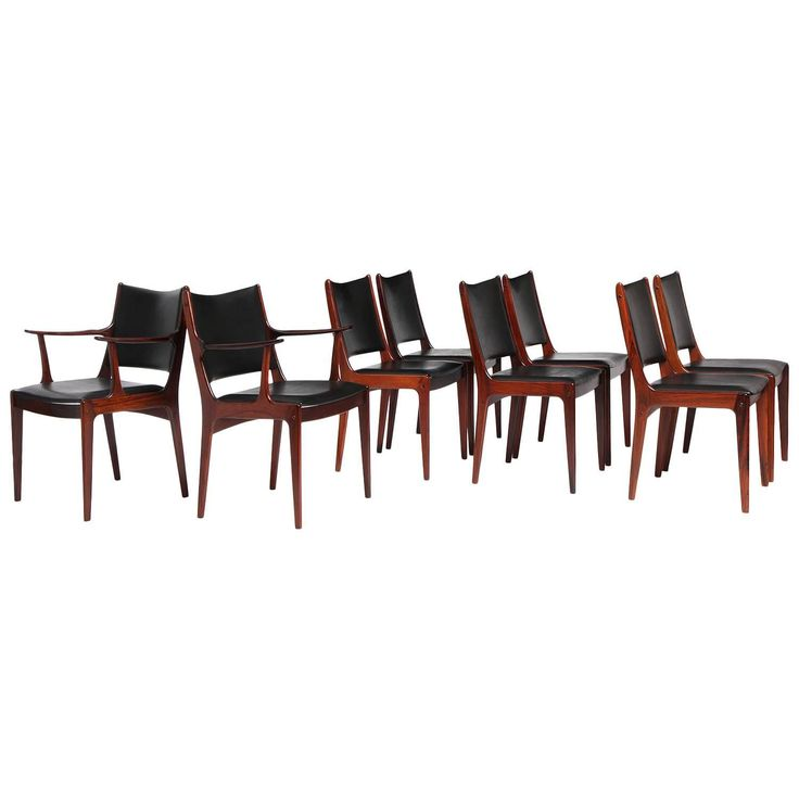 Rosewood Danish Dining Chairs by Johannes Andersen23 best D Scan Photos images on Pinterest   Danishes  Danish  . Rosewood Danish Dining Table And Chairs. Home Design Ideas
