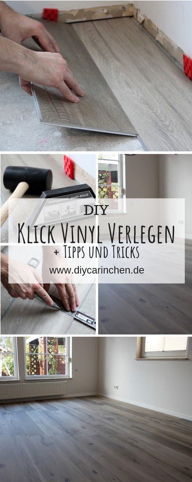 diy klick vinyl richtig verlegen mit ausf hrlicher anleitung tipps und tricks alle diys. Black Bedroom Furniture Sets. Home Design Ideas