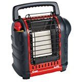 Mr. Heater F232000 MH9BX Buddy 4,000-9,000-BTU Indoor-Safe Portable Radiant Heater