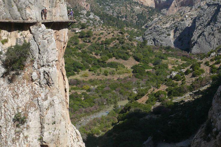 Caminito del Rey: Europas gefährlichster Wanderweg wieder begehbar