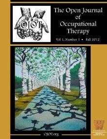 The Open Journal of Occupational Therapy. OJOT is a new peer-reviewed, open-access journal with a mission to publish high quality articles that focus on applied research, practice, and education in the occupational therapy profession. Pinned by ottoolkit.com your source for geriatric occupational therapy resources.