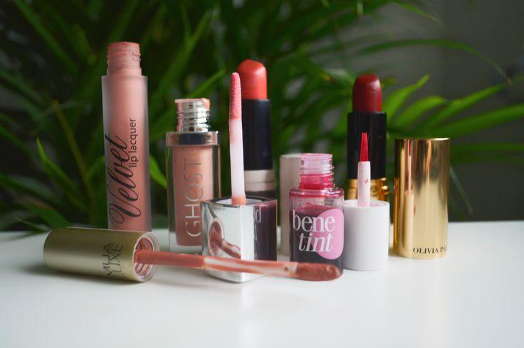 Take a peek into my blog here 👀 Summer Lip Staples https://bellevie00.wordpress.com/2017/08/02/summer-lip-staples/?utm_campaign=crowdfire&utm_content=crowdfire&utm_medium=social&utm_source=pinterest