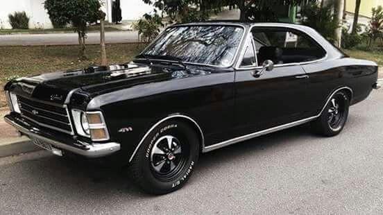 Chevrolet Opala Cupê 4100.