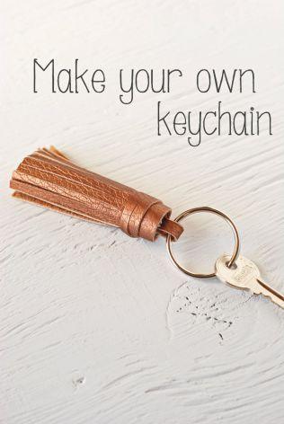 鍵を目立たせたり、カバンなどにつけておきたい「キーホルダー」は、何と自分で手作りできることをご存じだろうか。その材料は端切れを始め、細々とした不用品などが挙げら…