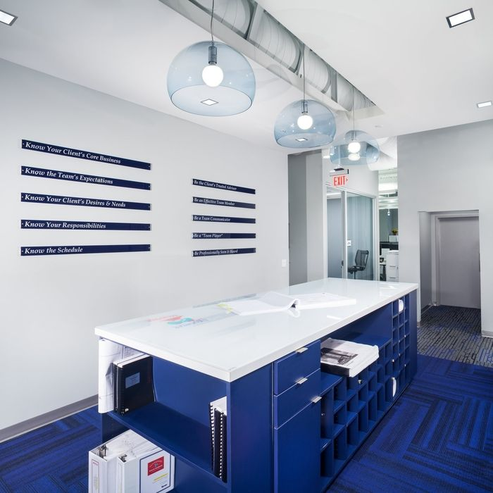 office interior design concepts. Office Tour: Turner Construction Offices \u2013 Nashville Interior Design Concepts