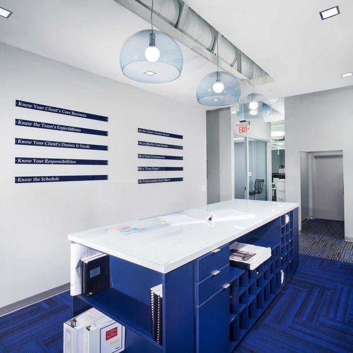 Turner Construction Offices - Nashville - Office Snapshots
