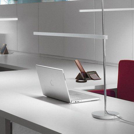 Основание для торшера Talak lettura. Окрашенный металл, стержень - полированная сталь. Источник света комплектуется отдельно. Дизайн Neil Poulton.