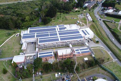 Grupo Nutresa y Celsia inauguran techo de energía solar más grande de Antioquia