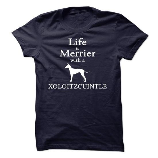 Cool #TeeForXoloitzcuintle Love Xoloitzcuintle… - Xoloitzcuintle Awesome Shirt - (*_*)