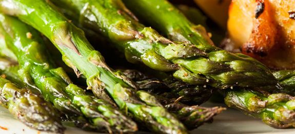 With this quick and easy recipe, you'll make the best asparagus you've ever had. Just a few simple steps and it bakes right in the oven to perfection!