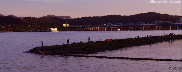 칸종합건축사사무소㈜ :: 한강 서빙고나루 / Seobingo Port at Han-gang river