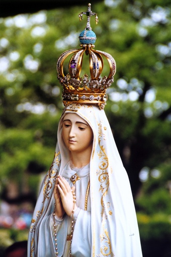 Our Lady of Fatima in Portugal, a recent sign that came into my life as well as my middle name-lets add it to the travel list.