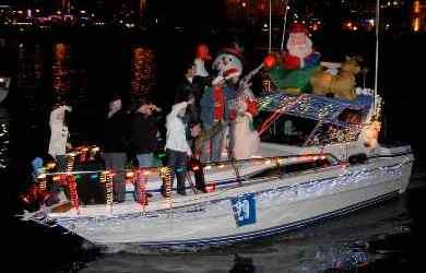 San Diego Bay Parade Of Lights Stunning 119 Best Christmas In San Diego Images On Pinterest  San Diego Design Decoration