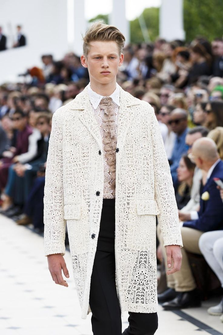 We're Kind Of Obsessed With RHODES After Burberry's SS16 Menswear Show | MTV UK