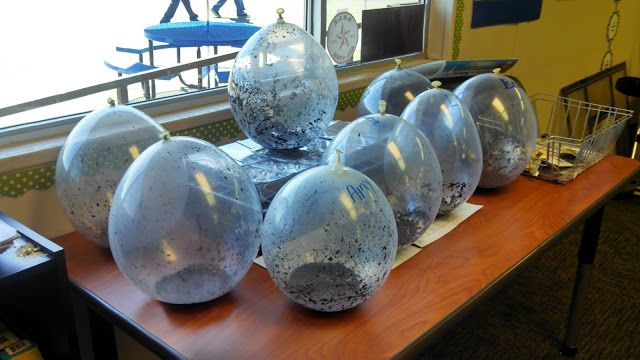 Balloon Greenhouses #STEM