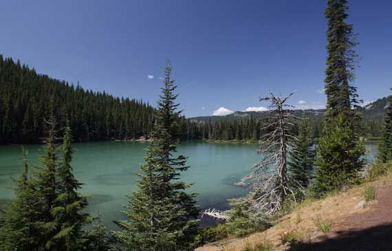 Devils Lake - Visit Bend, Sunriver, Redmond, Sisters | Central Oregon Tourism Information