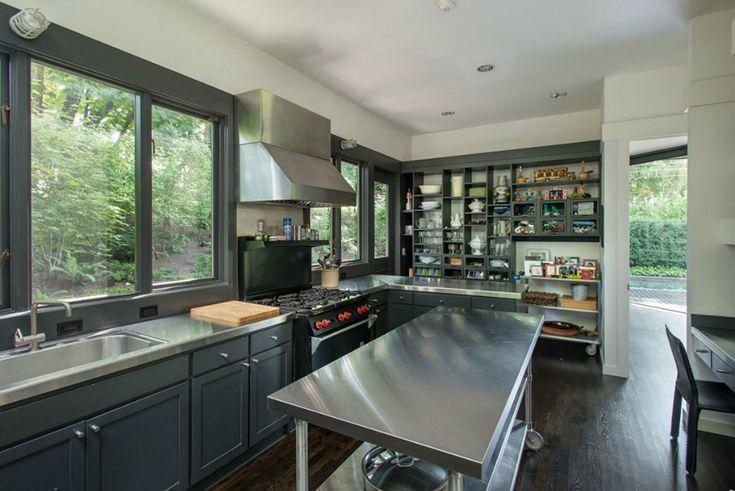 Contemporary Kundig house engages site and structure - richtigen kuchengerate interieur auswahlen