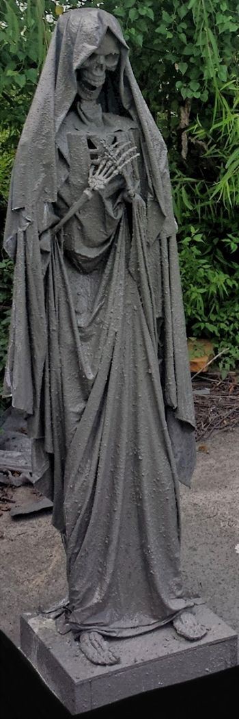 948 best Susan\u0027s pins images on Pinterest Creative ideas, Good - halloween statues