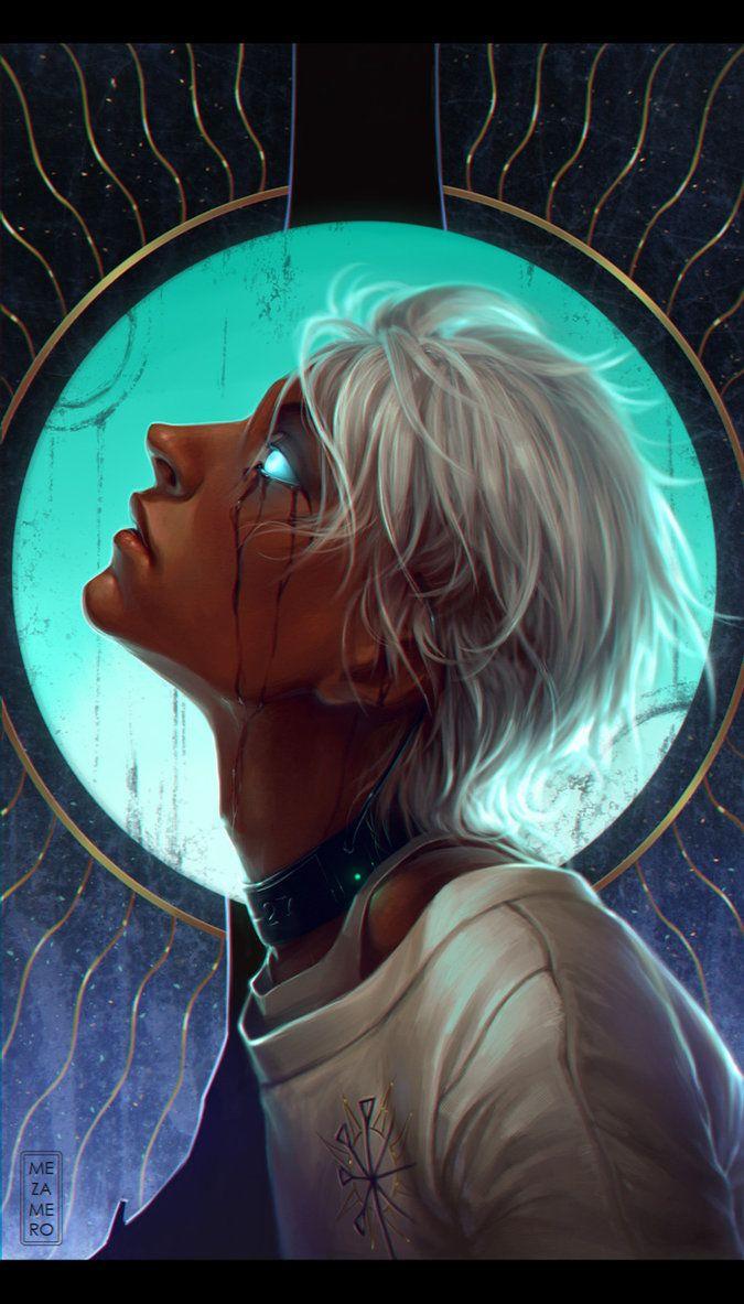 Dingir by *Mezamero on deviantART