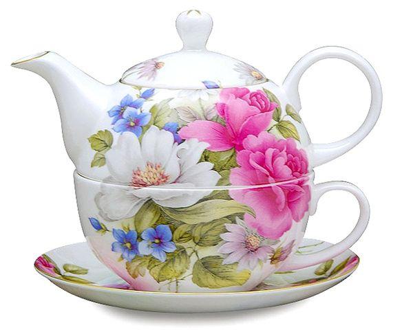 such a pretty teapot set