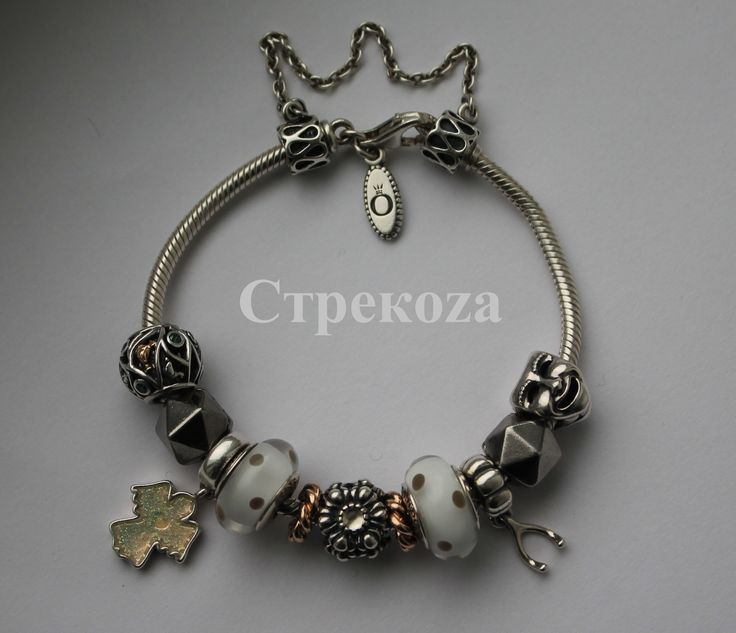 My daughter's bracelet #pandora