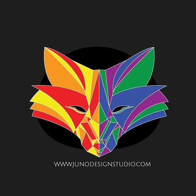 #feelingfoxy #design #graphicdesign #graphicdesigner #logodesign #brandingdesign #branding #color #hotandcold #balance