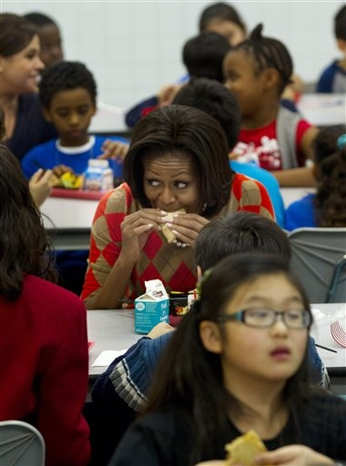 """""""This needs more guac."""" -- @Michelle Obama, probably"""