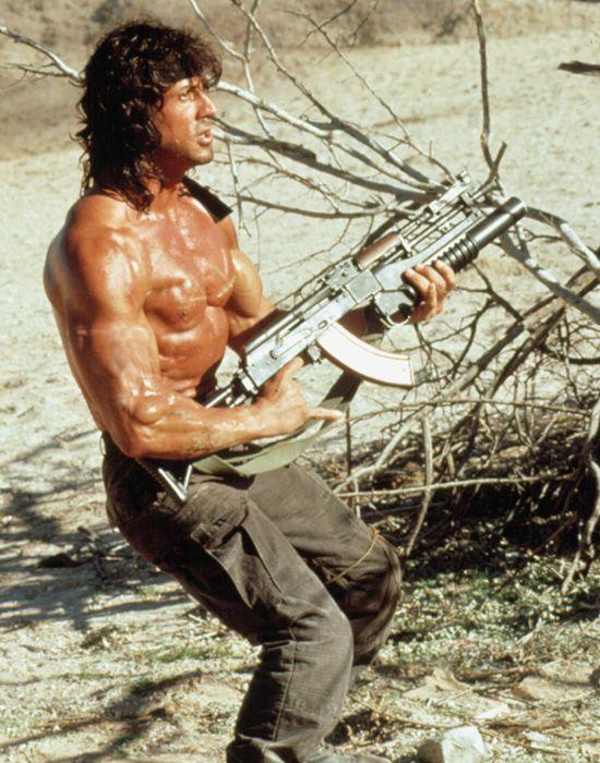 Sylvester Stallone: Rambo/Rocky