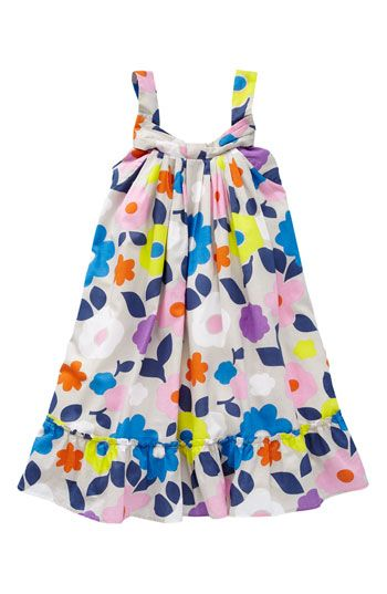 Mini Boden Print Dress (Little Girls & Big Girls)   Nordstrom