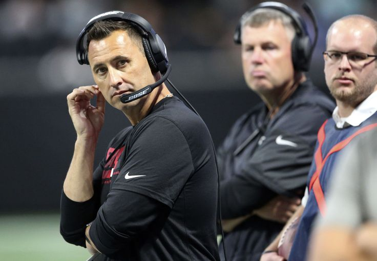 Sarkisian begins new chapter of his career with Falcons