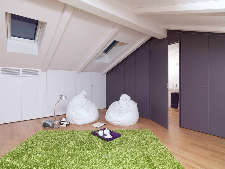 Spazi ritrovati : Camera da letto moderna di studio antonio perrone architetto