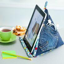 Soporte para la tablet