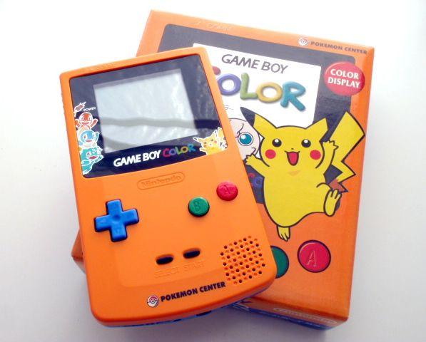 Game Boy Color ~ Pokemon Center 3rd Anniversary $320.00