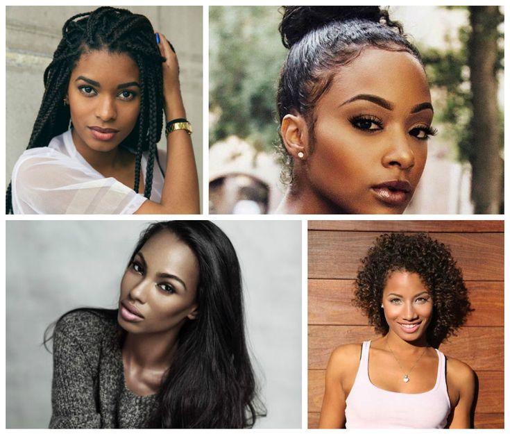 2017 Mujeres Negras Tendencias De Peinado //  #2017 #mujeres #negras #Peinado #tendencias