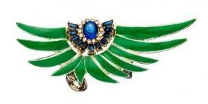 Ciel mes bijoux: Wings: Avec des ailes déployées, colorées et serties de pierres précieuses on s'envole pour l'été vers… #ACCESSOIRESBIJOUX