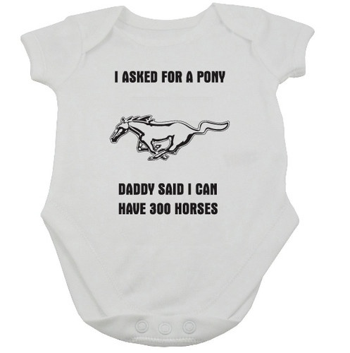 Have to have for our kids, especially boy with Derek and me loving Mustangs.