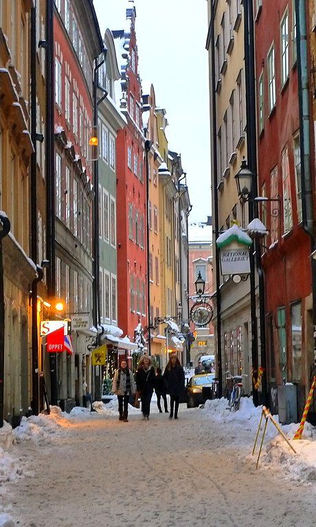 Stockholm, Sweden--can't wait to be there in July! http://www.euroguides.eu/euroguides/sweden/sweden.html