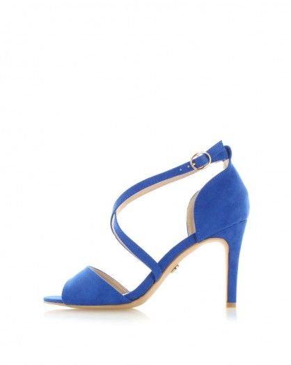 Kék szandál Carter