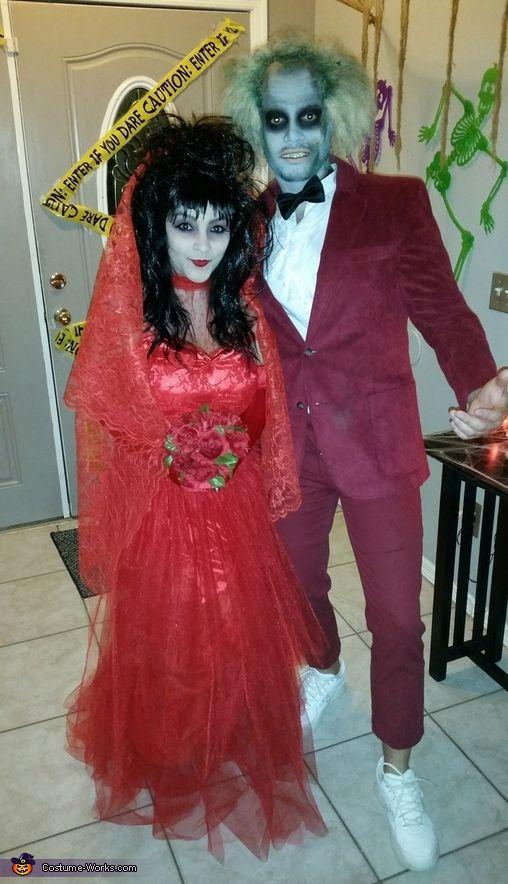 beetlejuice costume - 80s Movies Halloween Costumes Ideas
