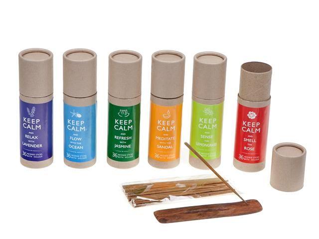 KeepCalm Incense Stick 36pcs