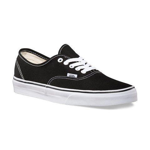 Zapatillas Vans Authentic Black (Z9373AB) 00  be04112eed3