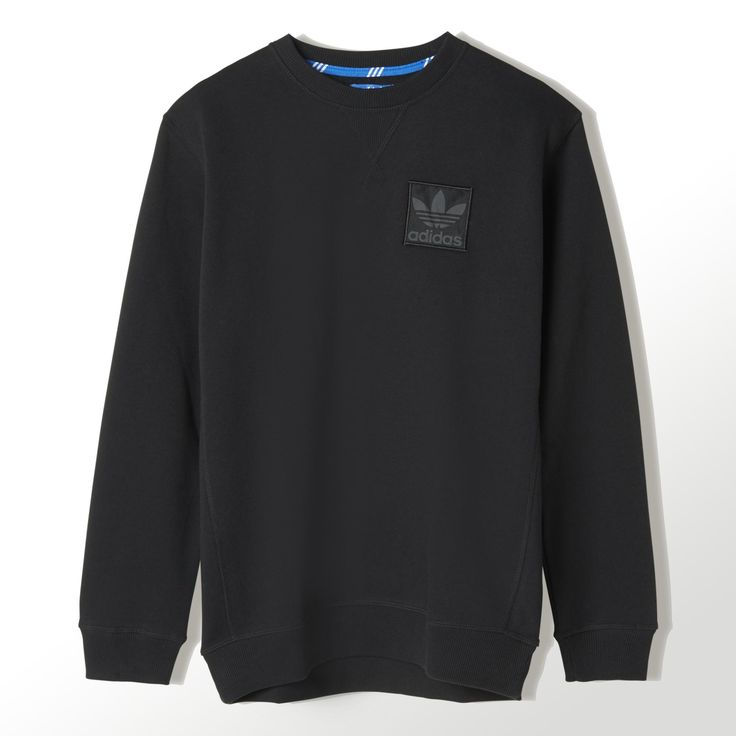 Health Goth // Adidas / sport essentials crew sweatshirt