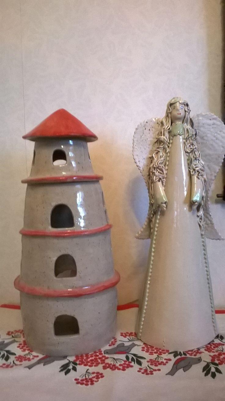 Majakka ja enkeli