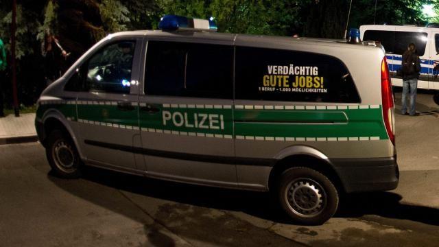 W Niemczech spalono budynek przeznaczony dla azylantów #popolsku