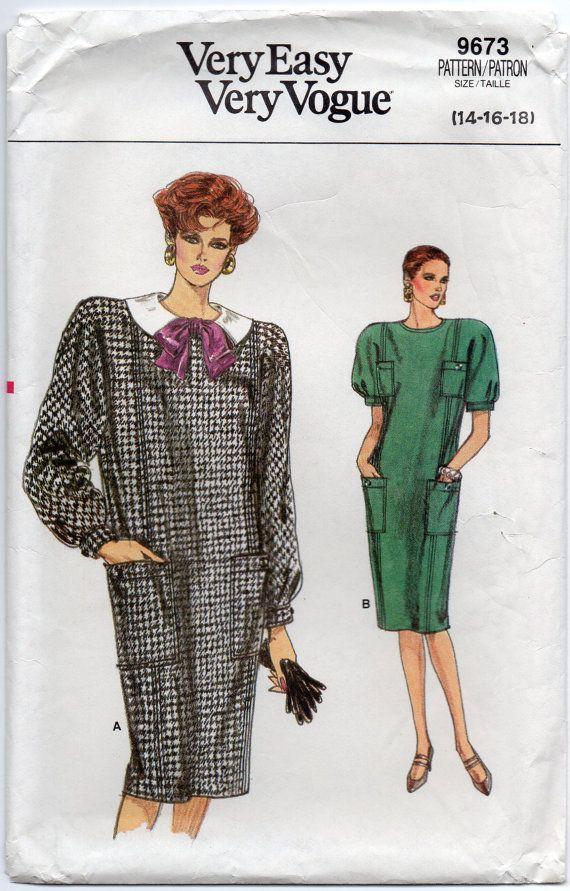 9 besten Shirt Dress Patterns Bilder auf Pinterest | Shirtkleid ...