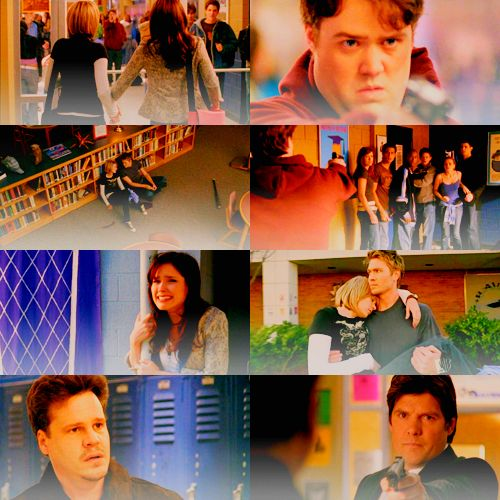 The shooting episode broke my heart.