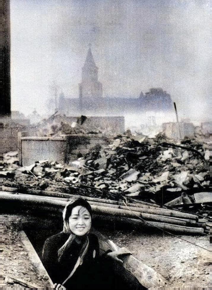 8月9日、長崎から奪われたもの。原爆投下後の街をカラー写真で振り返る ...