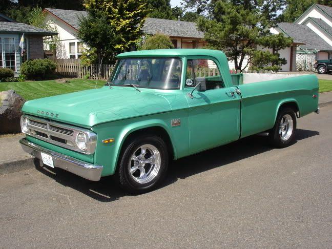 205 best Old Dodge Trucks images on Pinterest   Dodge pickup ...