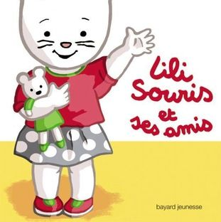 Lili Souris et ses amis, £10.25 from The Bilingual Bookshop
